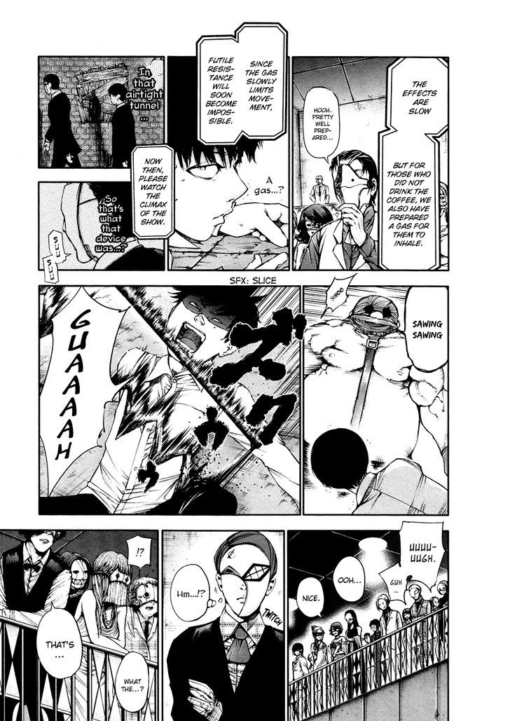 Tokyo Ghoul, Vol.4 Chapter 39 Feast, image #9