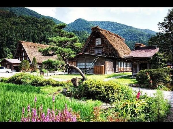 Япония - Прощаемся с Сиракава-го, Сувенирные лавки