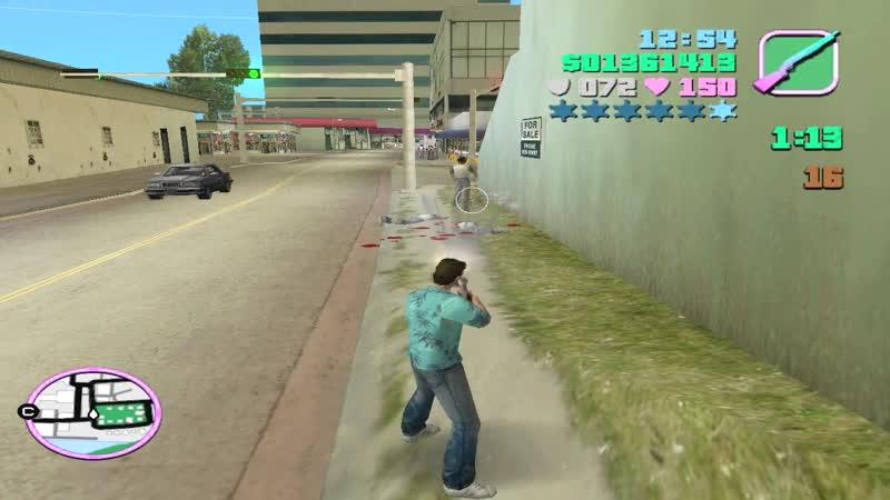GTA Vice City Жажда смерти 25