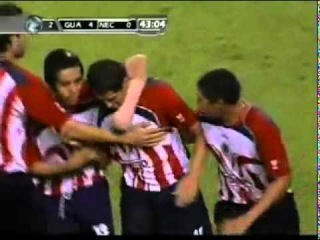Javier Chicharito Hernandez first goal as pro