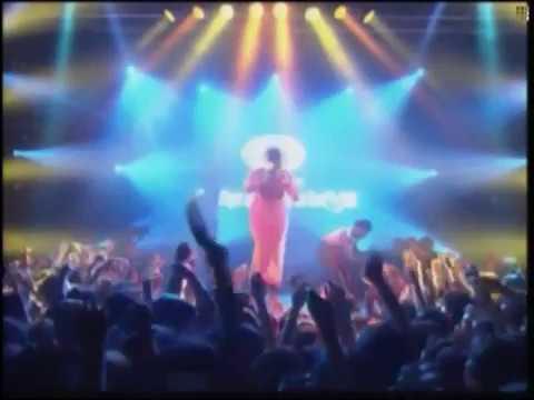 49ers feat Ann Marie Elaine Smith Rockin' My Body Live Avex Dance Matrix 95 Japan
