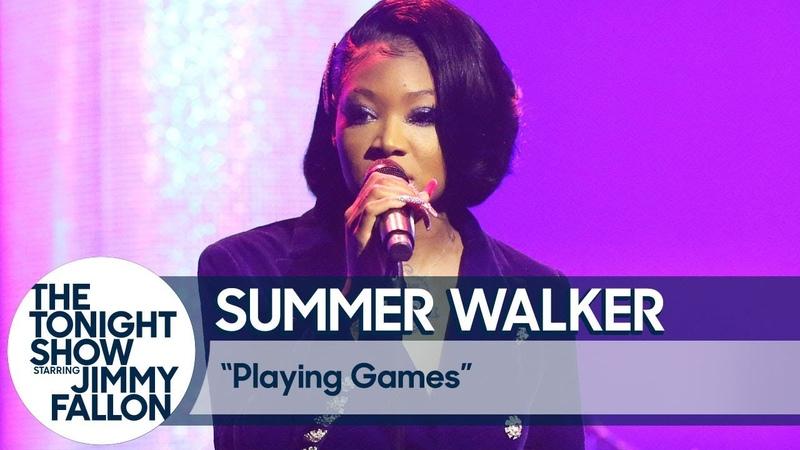 Summer Walker: Playing Games