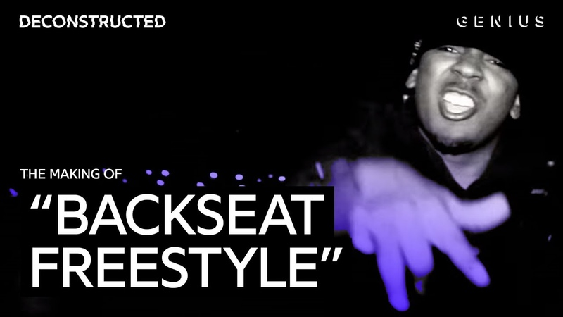 The Making Of Kendrick Lamar's Backseat Freestyle With Hit Boy Deconstructed