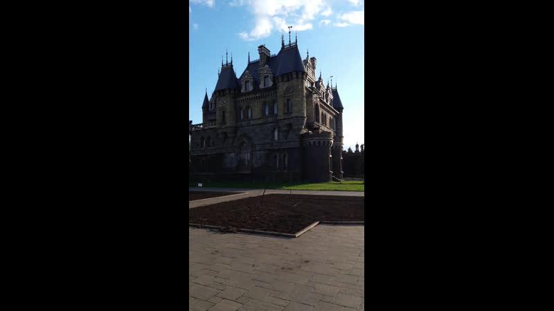 Замок Гарибальди сейчас