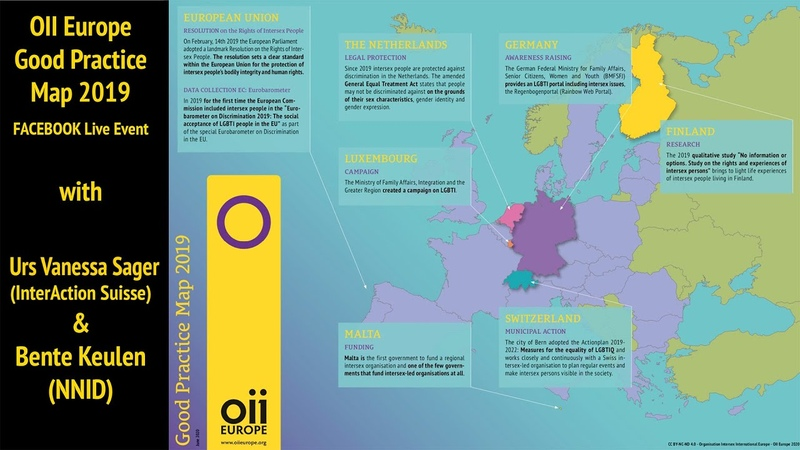 OII Europe Good Practice Map 2019 Launch Event (Facebook live)
