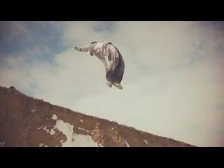 Устархан Бекмурзаев - Зимние прыжки 2014