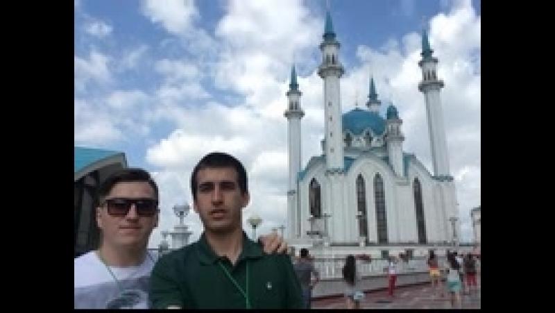 Сарытау татарлары Казанда