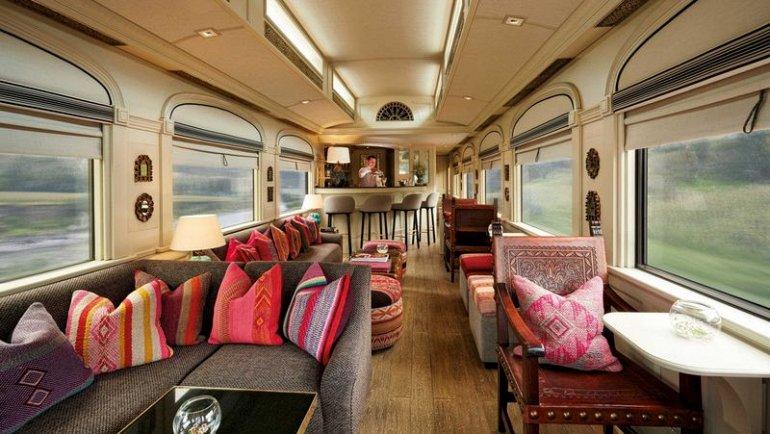 Роскошный отель-поезд Belmond Andean Explorer, изображение №1