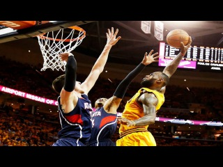 Top 10 Dunks of 2015 Playoffs: Conference Finals