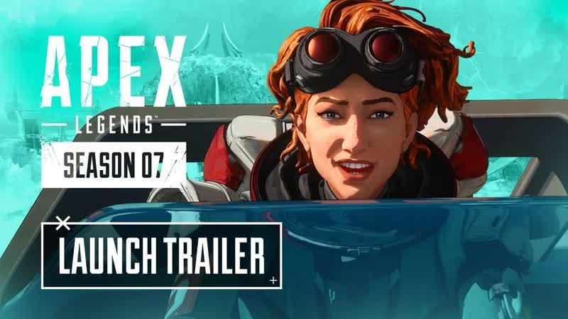 Apex Legends трейлер к выходу сезона 7 Вознесение