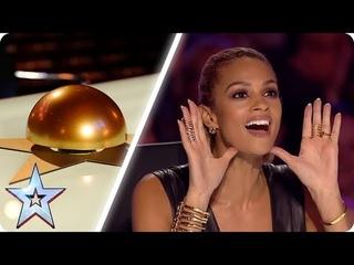 Alesha Dixon's BEST GOLDEN BUZZERS   Britain's Got Talent