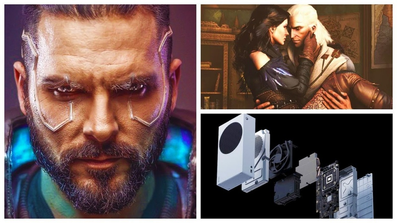 ИГРОНОВОСТИ Cyberpunk 2077 прошли на 100% Прощание с Белым Волком Xbox Series X S Navi 21 от AMD