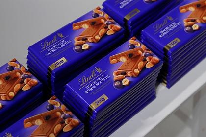 ФАС: Качество шоколада Lindt в России отличается от западно европейской версии