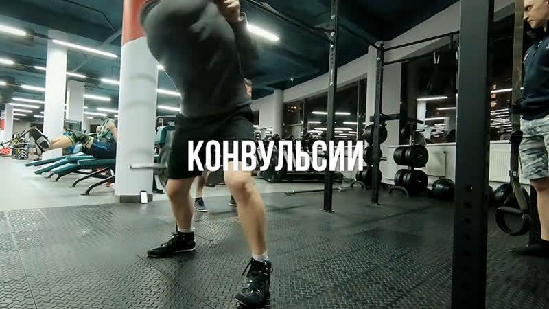 Moscow boxing gym 2019. Тренировка на ударку.