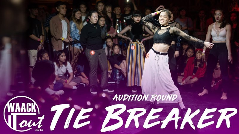 Tie Breaker   Audition Round   WAACK It OUT 2018