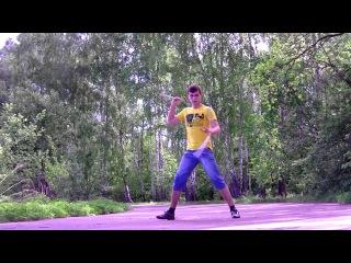Sharpatyi Evgeniy | Freechaku champ 2013 | Double nunchaku