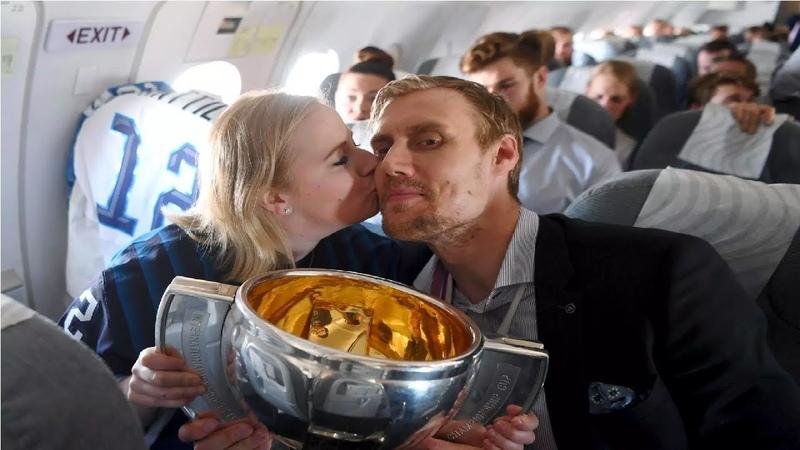 MM2019 Kultaleijonien Paluu Suomeen Ja Tunnelmia Kansanjuhlasta