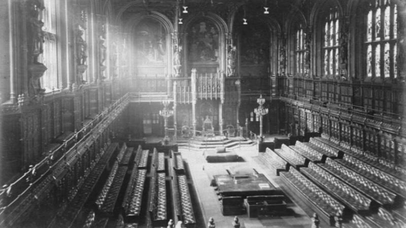 Палата лордов древнего мира 2018г