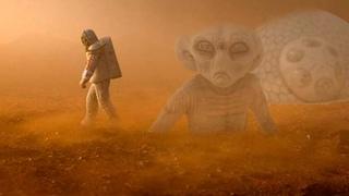 Пришелец выдал: вы никогда не видели настоящий Марс! В сеть попало уникальное видео