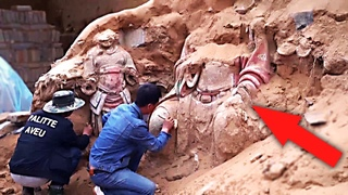 В Китае обнаружили 12 гробниц, принадлежавших одной семье. Самые необычные находки