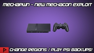 New PS2 Exploit - MechaPwn - Change your Compatible PS2 Region and Play PS1 Discs Too! (2021)
