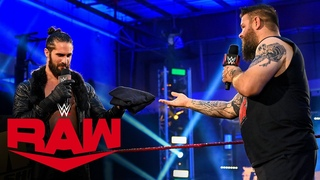 """[#My1] Seth Rollins joins """"The KO Show"""": Raw, July 6, 2020"""