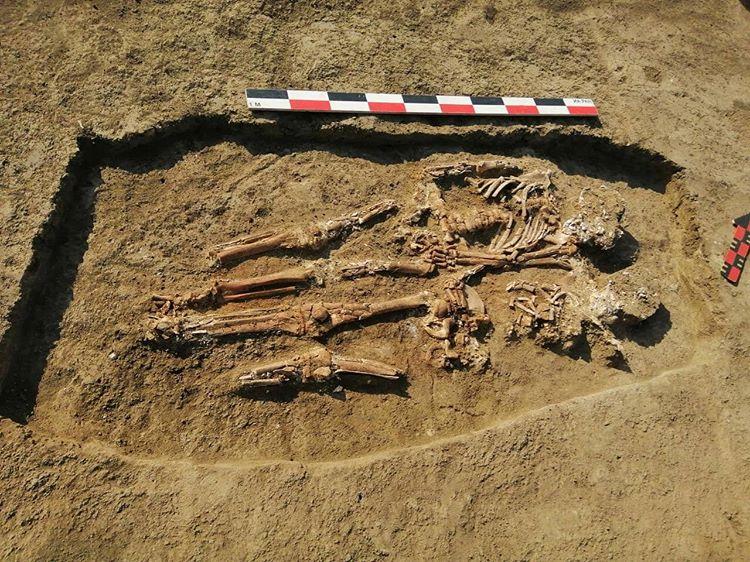 В КЧР нашли захоронения периода до нашей эры