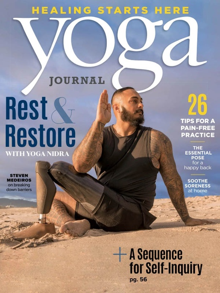 Yoga Journal USA 09.10 2020
