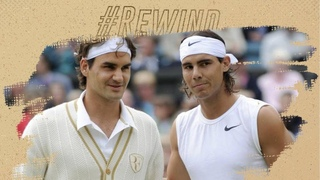 Roger Federer vs Rafael Nadal in Epic Wimbledon 2008 Final | Great tennis match of all time