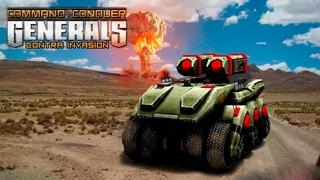 Generals Contra Invasion Livestream #8