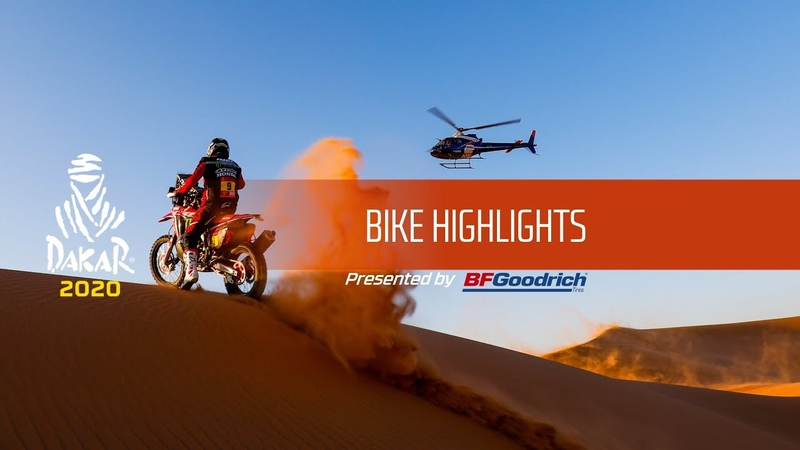 Dakar 2020 Bike Highlights