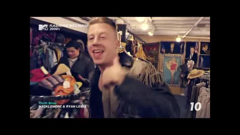 Macklemore Ryan Lewis Thrift Shop clean