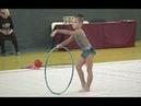 КУПРИЯНОВА ВЕРОНИКА 2012 ОБРУЧ Ginástica Rítmica Gymnastique rythmique