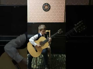 В контакте с гитарой композитор Фадеев Роман