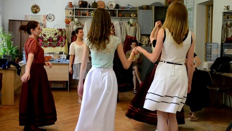 Нóжни Nózhny - Ukrainian folk dance
