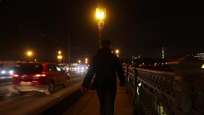 СашаКира Санкт Петербург 2020 Набережная Кутузова Троицкий мост Петровская набережная