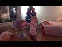 Круто ребенок танцует лезгинку . Мирослава 1.5 года .