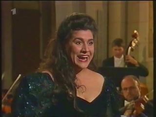 """Cecilia Bartoli  """"Hallelujah """" aus """"Exsultate, Jubilate"""" von Wolfgang Amadeus Mozart"""