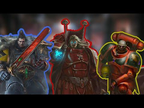 Terra Nullius Ничья Земля ● Warhammer 40000