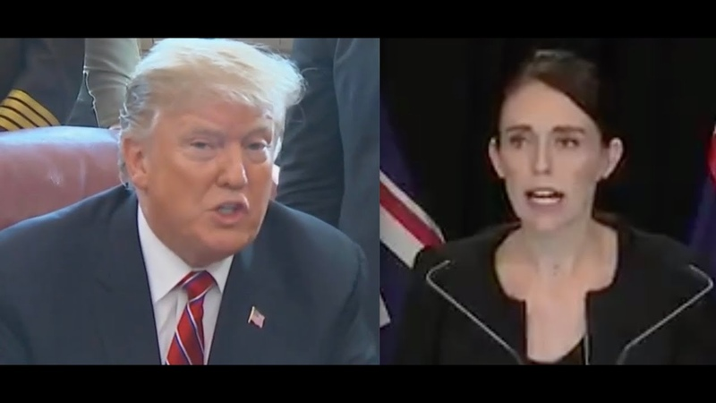 New Zealand PM responds perfectly as Trump downplays shooting