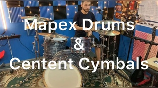 Oleg Chernov - Mapex Drums and Centent Cymbals