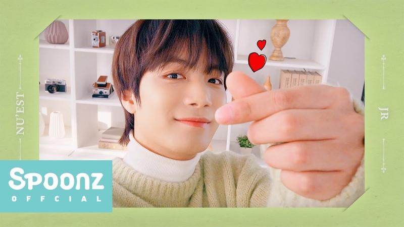 JR NU'EST Let's Love Self Cam