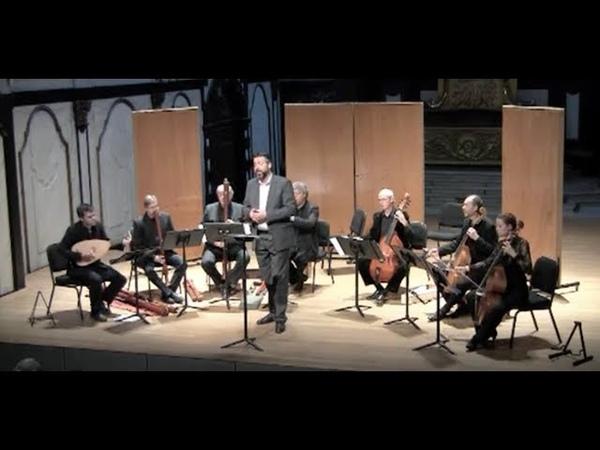 Ludwig Senfl LIVE 'Es taget Ach Elslein'