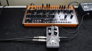 Behringer Crave & TC Electronic Trinity T2