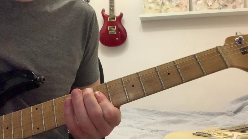 Гитарный дневник выпуск 3 From quiet to loud