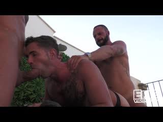 [EV] Dani on his way to meets 2 big cocks (Dani Robles, Leo Rosso, Sir Peter - 720p