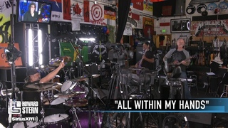 Metallica: All Within My Hands (The Howard Stern Show - August 12, 2020)