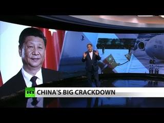 Satellites detect 100+ missile silos in Chinese desert (Full show)