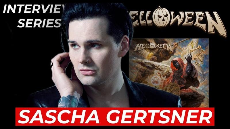 HELLOWEEN SASCHA GERSTNER Interview on New Album Band More 2021