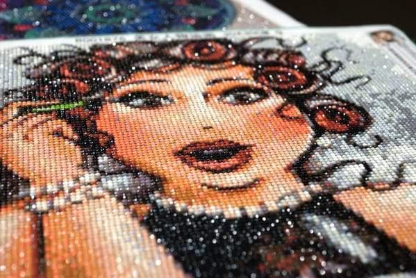 Полный гид по оформлению вашей готовой алмазной мозаики, изображение №6